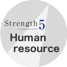 Strength5 Human resource