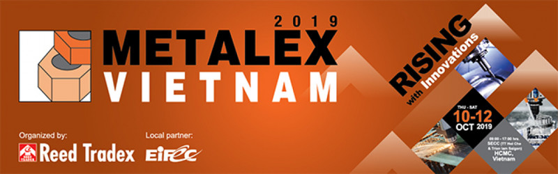 We, Tokushu Abe Seihanjo Co. Ltd., will participate in METALEX VIETNAM 2019.