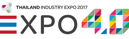 "We are going to participate in the ""Thailand Industry EXPO 2017"""